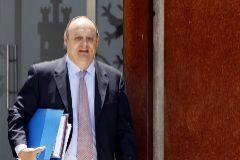 El ex director general adjunto de NovaCaixaGalicia, Javier García de Paredes.