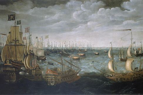 """""""Si la Armada Invencible hubiera ganado, en EEUU se hablaría español"""""""