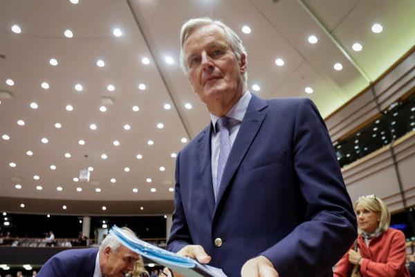 Michel Barnier, doctor Brexit y Míster Europa