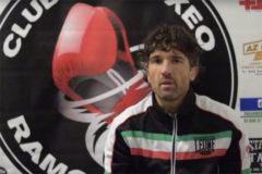 Roberto Fabio Monda Cárdenas, el boxeador que donó 1.900 euros.