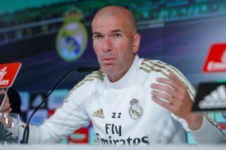 """Zidane: """"Jugaremos cuando toque; no me gusta la violencia"""""""