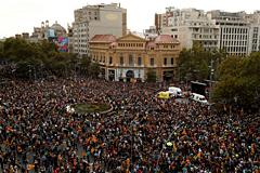 Medio millón de manifestantes