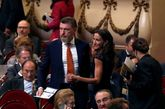 La hermana de la Reina Letizia apareció en Oviedo del brazo de su...