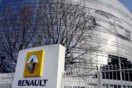 Fuerte caída de las acciones de Renault tras recibir el 'profit warning'