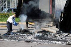 El cártel de Sinaloa toma las calles tras la detención y liberación de 'El Chapito'