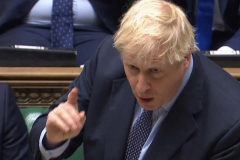 Johnson insta al Parlamento británico a unir fuerzas y culminar el Brexit