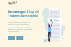 Ordena nuevos cierres de webs vinculadas a Tsunami Democràtic