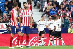 Nuevo pinchazo del Atlético en el Metropolitano