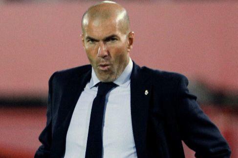 """El Real Madrid sigue sin gol y Zidane se desespera: """"Así es imposible"""""""
