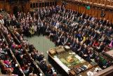 Imagen general de la Cámara de los Comunes.
