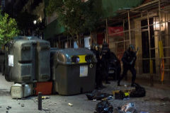 Díaz Ayuso pide al Gobierno que extreme la autorización de concentraciones tras los 26 heridos de ayer