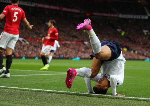 La Premier, en directo: Manchester United - Liverpool