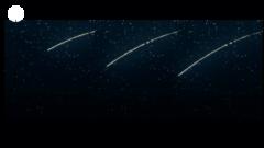 Oriónidas: una lluvia de estrellas creada por el cometa Halley
