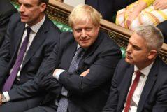 Boris Johnson reitera que Reino Unido saldrá de la UE el 31 de octubre