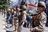 Chile se militariza para frenar la violencia