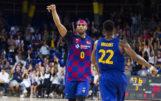 Mirotic y Brandon Davies lideran a un Barcelona imponente