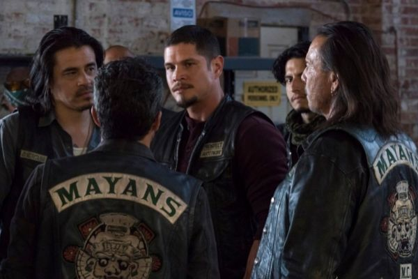 FX ha despedido al creador de Sons of Anarchy por su comportamiento en...