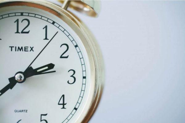 Este fin de semana se producirá el cambio al horario de invierno