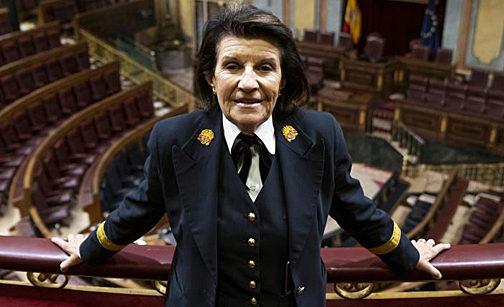 Paloma Santamaría:
