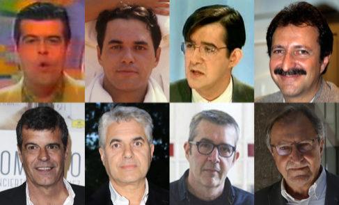 Andoni Ferreño, Agustín Bravo... ¿Qué fue de los presentadores más famosos de los 90?