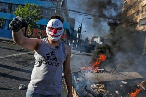 ¿Por qué ha estallado la violencia en las calles de Chile?