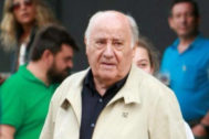 Amancio Ortega, fundador de Inditex y uno de los españoles más ricos del mundo.