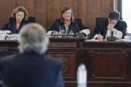 Pérez-Sauquillo, ante el tribunal que lo juzga por el caso Invercaria.