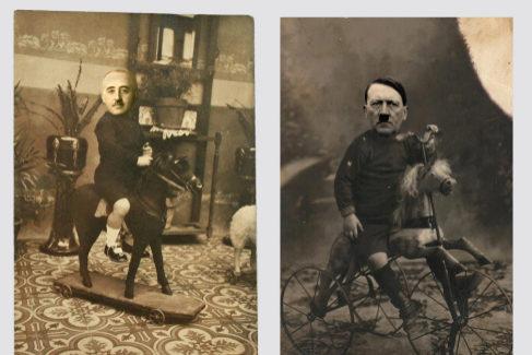 La terrible infancia de los mayores genocidas del siglo XX