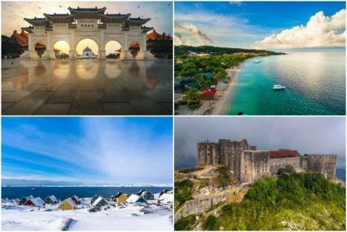 Diez países fascinantes a los que nadie viaja