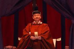 Naruhito, entronizado como 126 emperador nipón