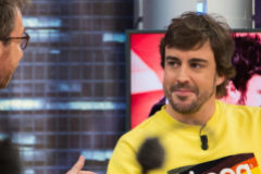 ...Y Fernando Alonso volvió a 'poner en su sitio' a Pablo Motos