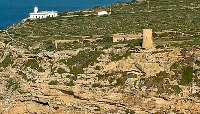 Panorámica de la Marina de Llucmajor donde la zona de protección para las aves fue ampliada el pasado mes de enero en 4.000 hectáreas.