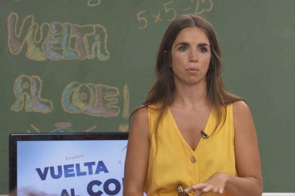 Elena Furiase metió la pata al explicar qué es el cambio climático...