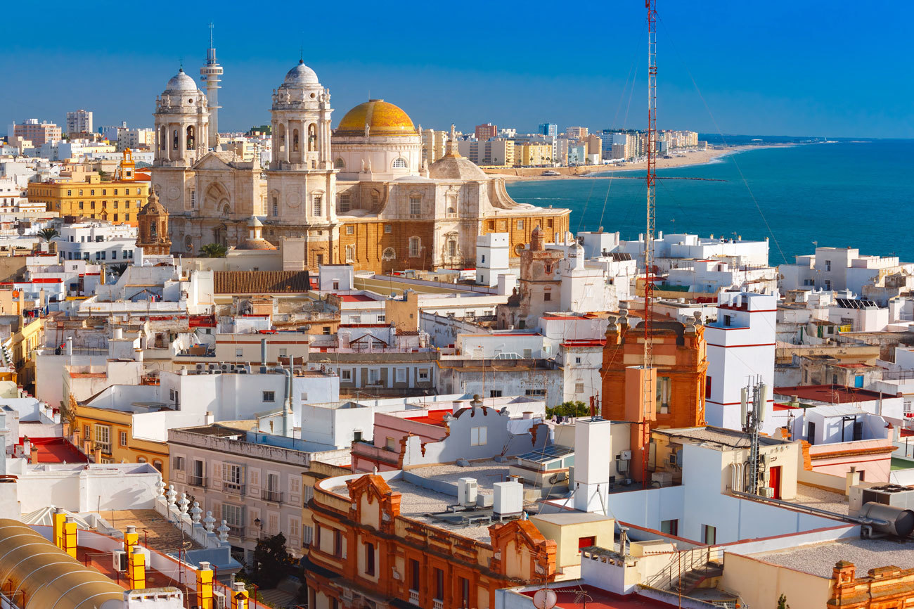 La provincia de Cádiz es el único lugar español que se cuela en la...