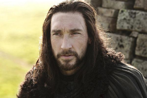 Joseph Mawle, como Benjen Stark, en 'Juego de tronos'.