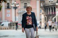 La consellera de Sanidad Universal y Salud Pública, Ana Barceló.