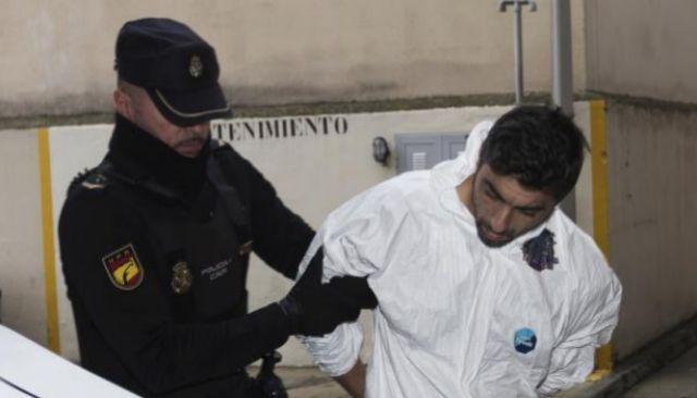 El asesino de Sacri condenado por acoso mientras espera el juicio por el crimen