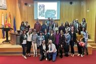 Asistentes a las jornadas organizadas en el Hospital de Alicante.