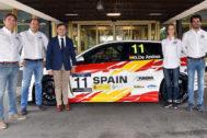 A por el oro en los FIA Motorsport Games