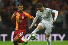 El Real Madrid salva el 'match-ball' de Estambul