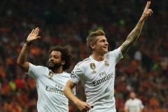 El Madrid se rehace en Estambul