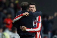 Champions League - Group D - Atletico Madrid v Bayer Leverkusen