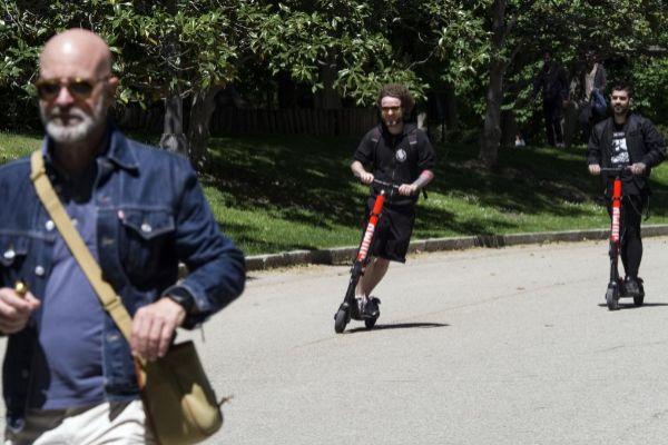 Los patinetes te pueden llevar... a la cárcel