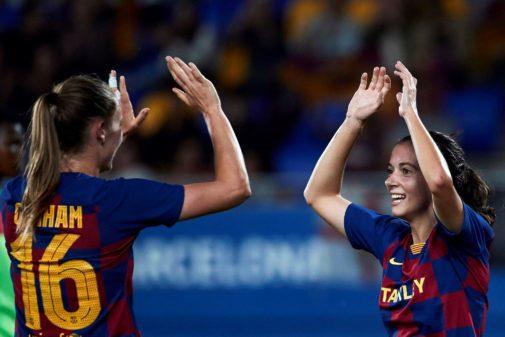 GRAF1919. <HIT>BARCELONA</HIT>.- La centrocampista del FC...
