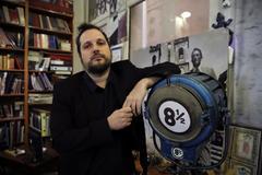 El director de cine Carlos Vermut.