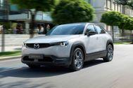Mazda MX-30: el primer eléctrico de la marca japonesa es un todocamino