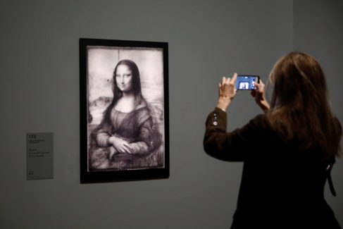 "''<HIT>Leonardo</HIT> da Vinci"" exhibition to commemorate the 500-year anniversary of his death at the Louvre Museum in Paris"