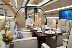 Así vuelan los súper ricos: lo último en el mundo de los jets privados