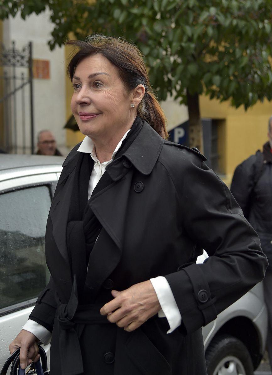 Carmen Martínez-Bordiú (68) es la nietísima, por ser la...