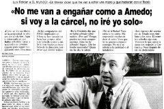 LA SAGA/FUGA DE ROLDÁN. 3 de mayo de 1994